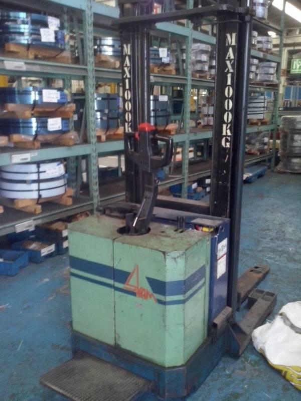 Manutenção para Empilhadeira Elétrica Valor Butantã - Manutenção de Empilhadeira a Combustão