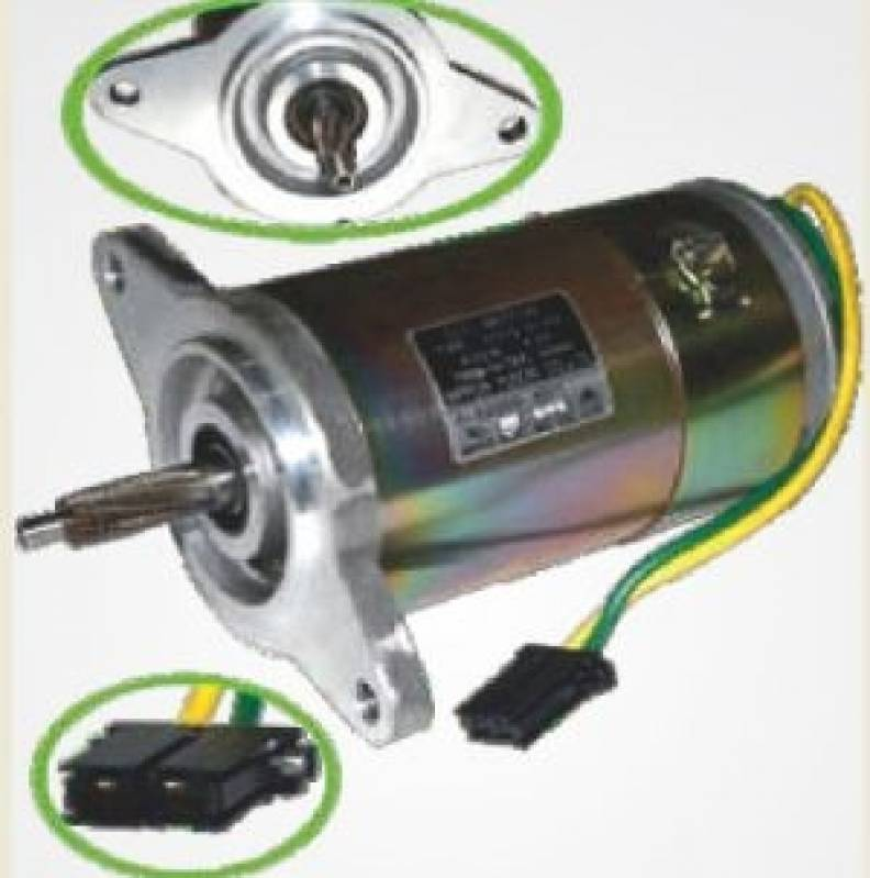 Motor Elétrico de Empilhadeira Pirituba - Motor Empilhadeira Diesel