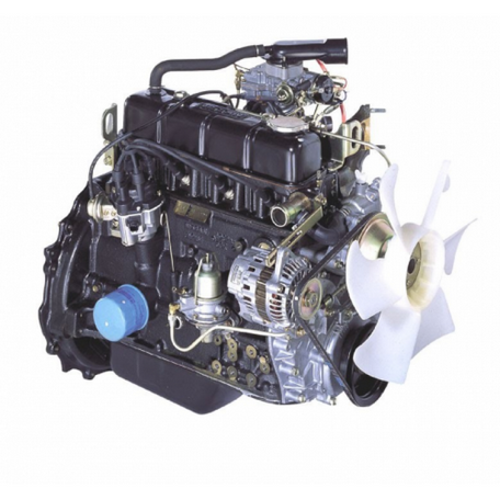 Motor Nissan para Empilhadeira Preço Pinheiros - Motor Empilhadeira Diesel