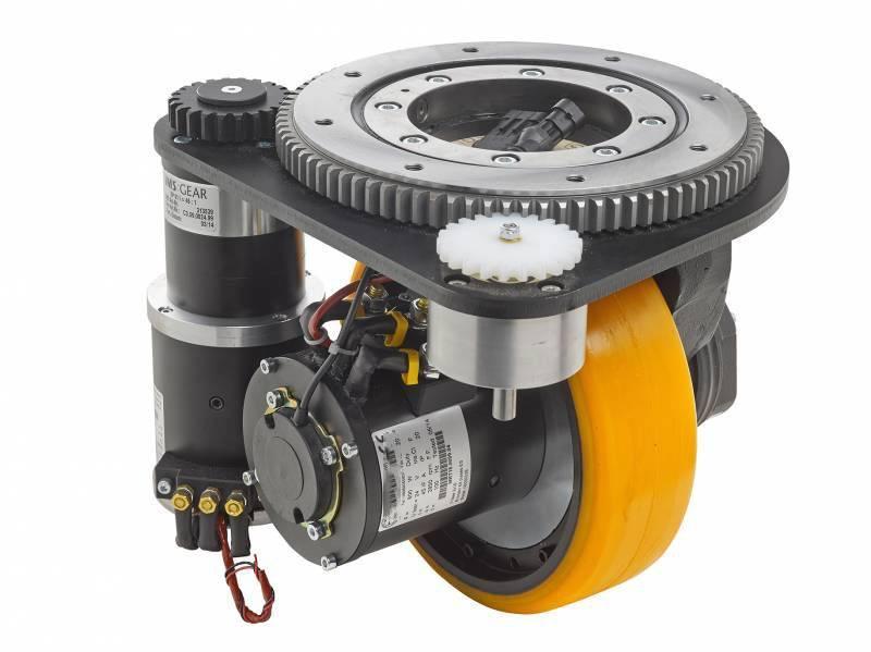 Motor para Empilhadeira Elétrica Vila Ristori - Motor Empilhadeira Diesel