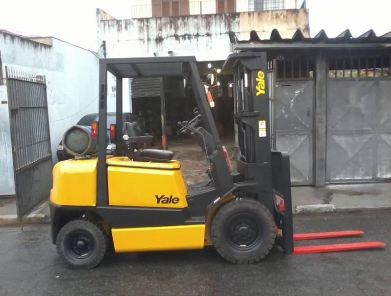 Onde Encontro Manutenção de Empilhadeiras Yale Itaim Bibi - Manutenção de Empilhadeira a Combustão