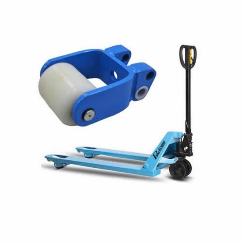 Recuperação Paleteira Manual Preço Água Azul - Recuperação de Cilindros Hidráulicos