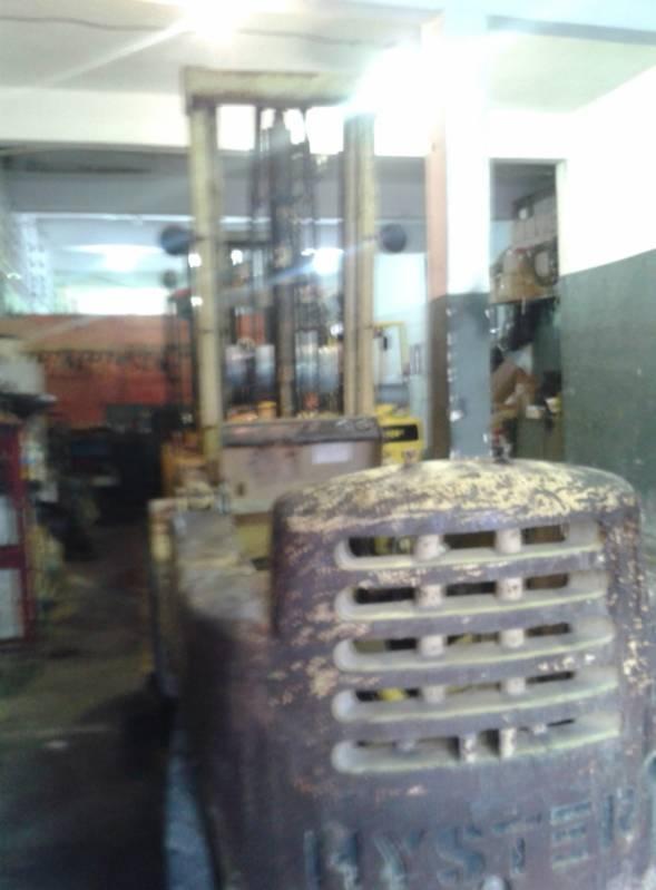 Serviço de Empresa de Manutenção de Empilhadeira Pinheiros - Manutenção de Empilhadeira