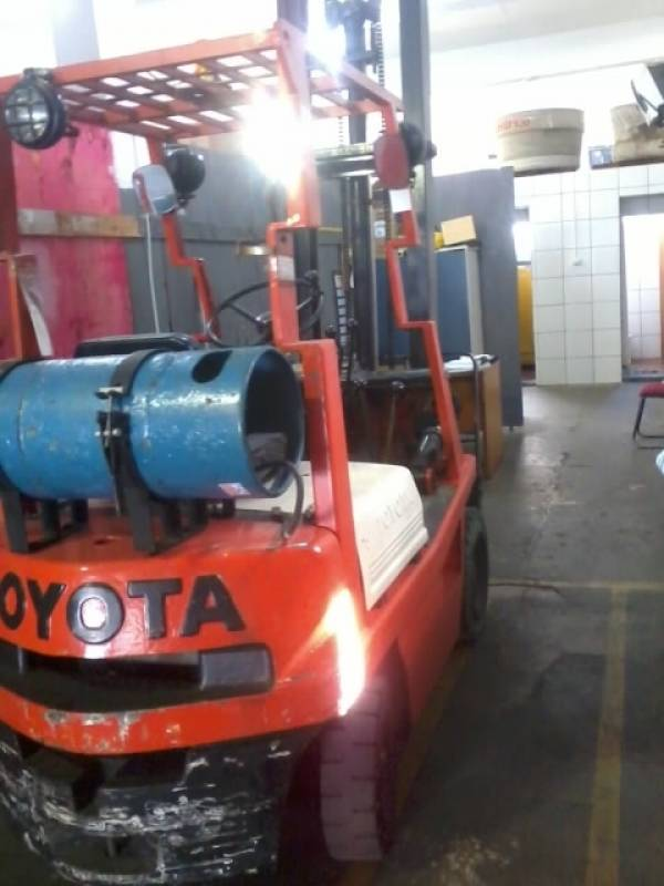 Serviço de Manutenção de Empilhadeira Toyota Interlagos - Manutenção de Empilhadeira
