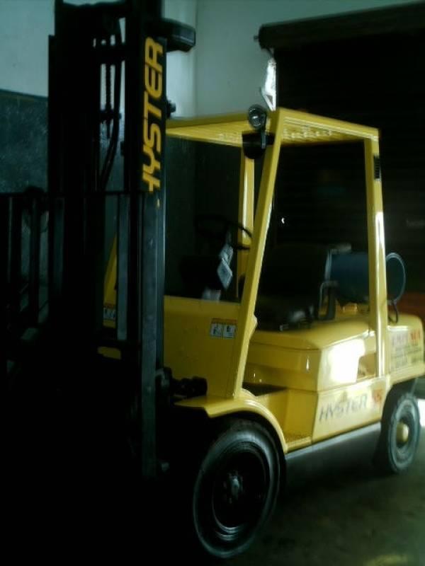 Serviço de Manutenção em Empilhadeira CECAP - Manutenção de Empilhadeira a Combustão