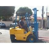 manutenção de empilhadeira a combustão Jardim Nazaret