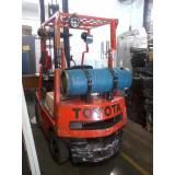 manutenção de empilhadeira toyota Cotia