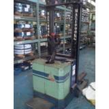 manutenção para empilhadeira elétrica valor Butantã
