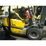 manutenção preventiva empilhadeira preço Vila dos Telles